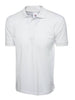 Uneek 220GSM Cotton Rich Poloshirt UC112 white