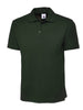 Uneek 175GSM Olympic Poloshirt UC124 bottle green
