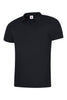 Uneek 140GSM Ultra Cool Poloshirt UC125 black