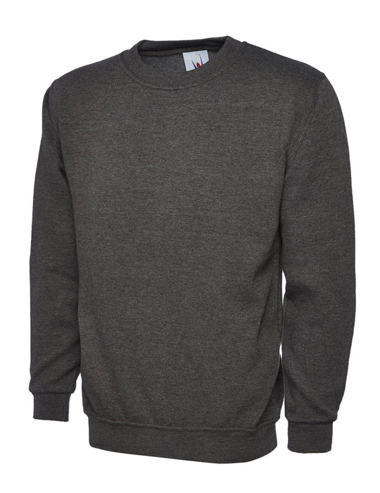 Uneek 300GSM Classic Sweatshirt UC203 Darker Colours