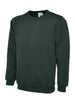 Uneek 260GSM Olympic Sweatshirt UC205 bottle green