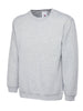 Uneek 260GSM Olympic Sweatshirt UC205 heather grey