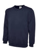 Uneek 260GSM Olympic Sweatshirt UC205 navy blue