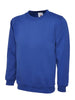 Uneek 260GSM Olympic Sweatshirt UC205 royal blue