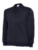 Uneek Children 300GSM Cardigan UC207 navy