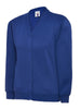 Uneek Children 300GSM Cardigan UC207 royal blue