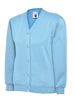 Uneek Children 300GSM Cardigan UC207 sky blue