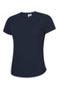 Uneek Ladies 140GSM Ultra Cool T-Shirt UC316 navy blue
