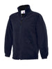 Uneek Childrens 300GSM Full Zip Micro Fleece Jacket UC603 navy