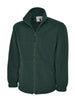 Uneek 300GSM Classic Full Zip Micro Fleece Jacket UC604 bottle green