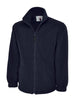 Uneek 300GSM Classic Full Zip Micro Fleece Jacket UC604 navy