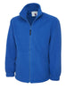 Uneek 300GSM Classic Full Zip Micro Fleece Jacket UC604 royal blue