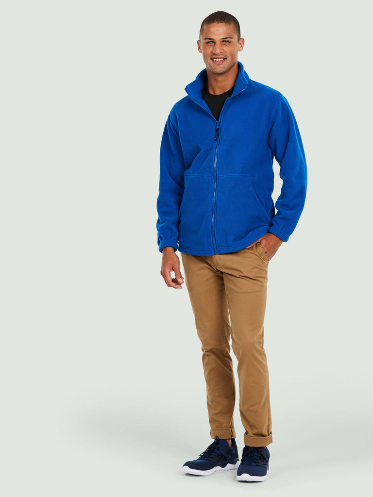 Uneek 300GSM Classic Full Zip Micro Fleece Jacket UC604