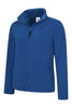Uneek Ladies 300GSM Classic Full Zip Micro Fleece Jacket UC608 royal blue