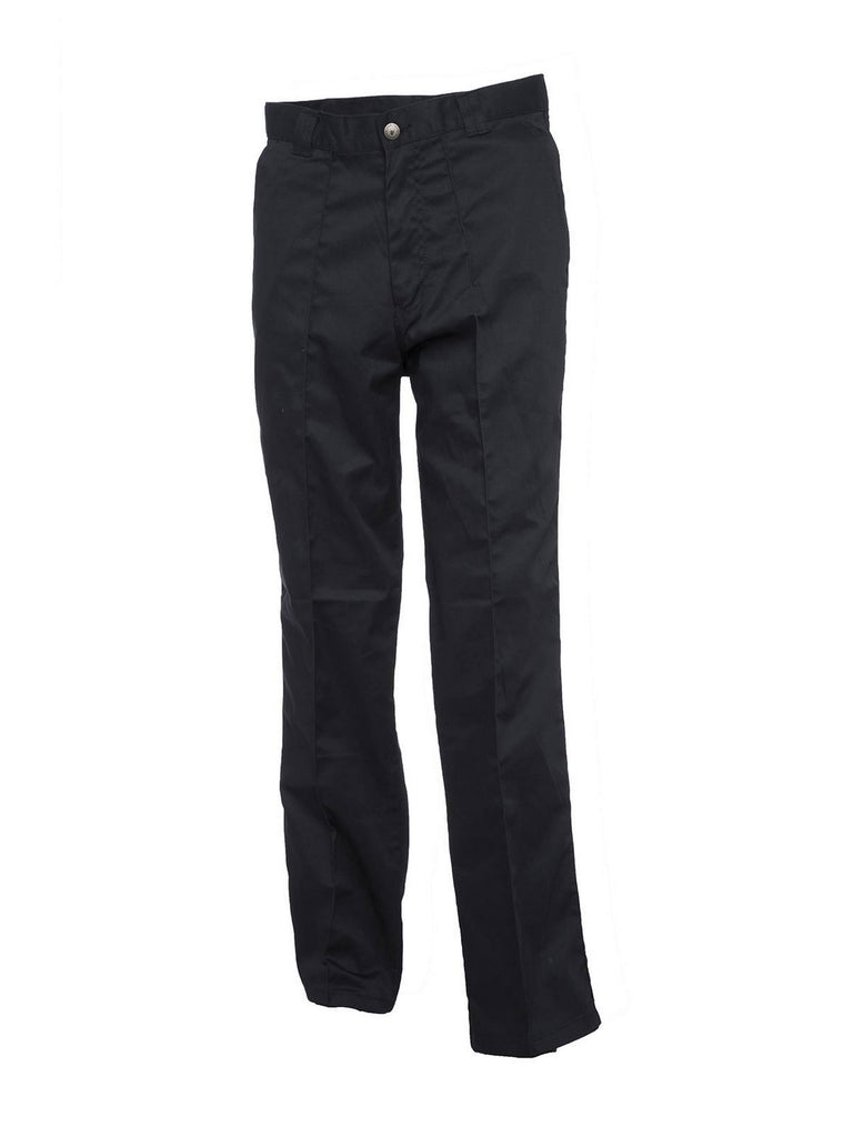 Uneek 245GSM Workwear Trouser UC901 black