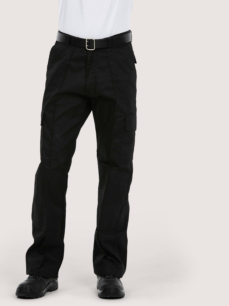 Uneek 245GSM Cargo Trouser With Knee Pad Pocket UC904