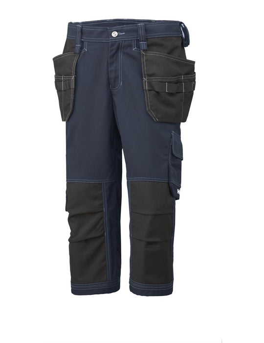 Helly Hansen WEST HAM CONSTRUCTION PIRATE PANT 76422 Navy Blue / Charcoal