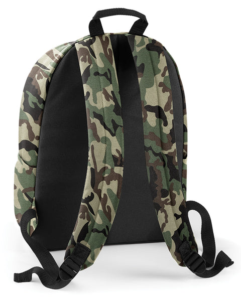 Bagbase Camo Backpack BG175 Jungle Camo