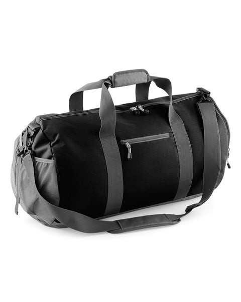 Bagbase Athleisure Kit Bag BG546 Black