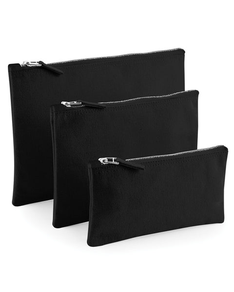 Westford Mill Canvas Accessory Case W530 Black