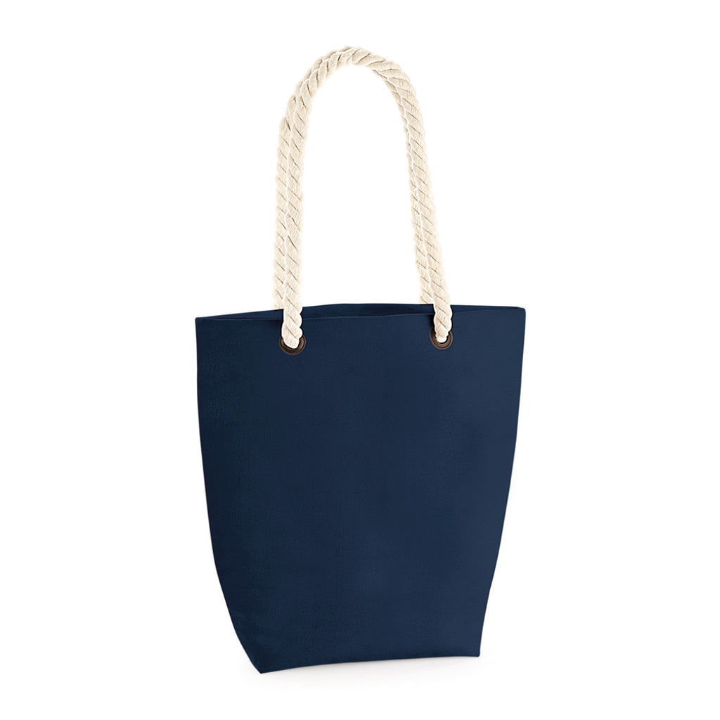 Westford Mill Boardwalk Tote W685 French Navy