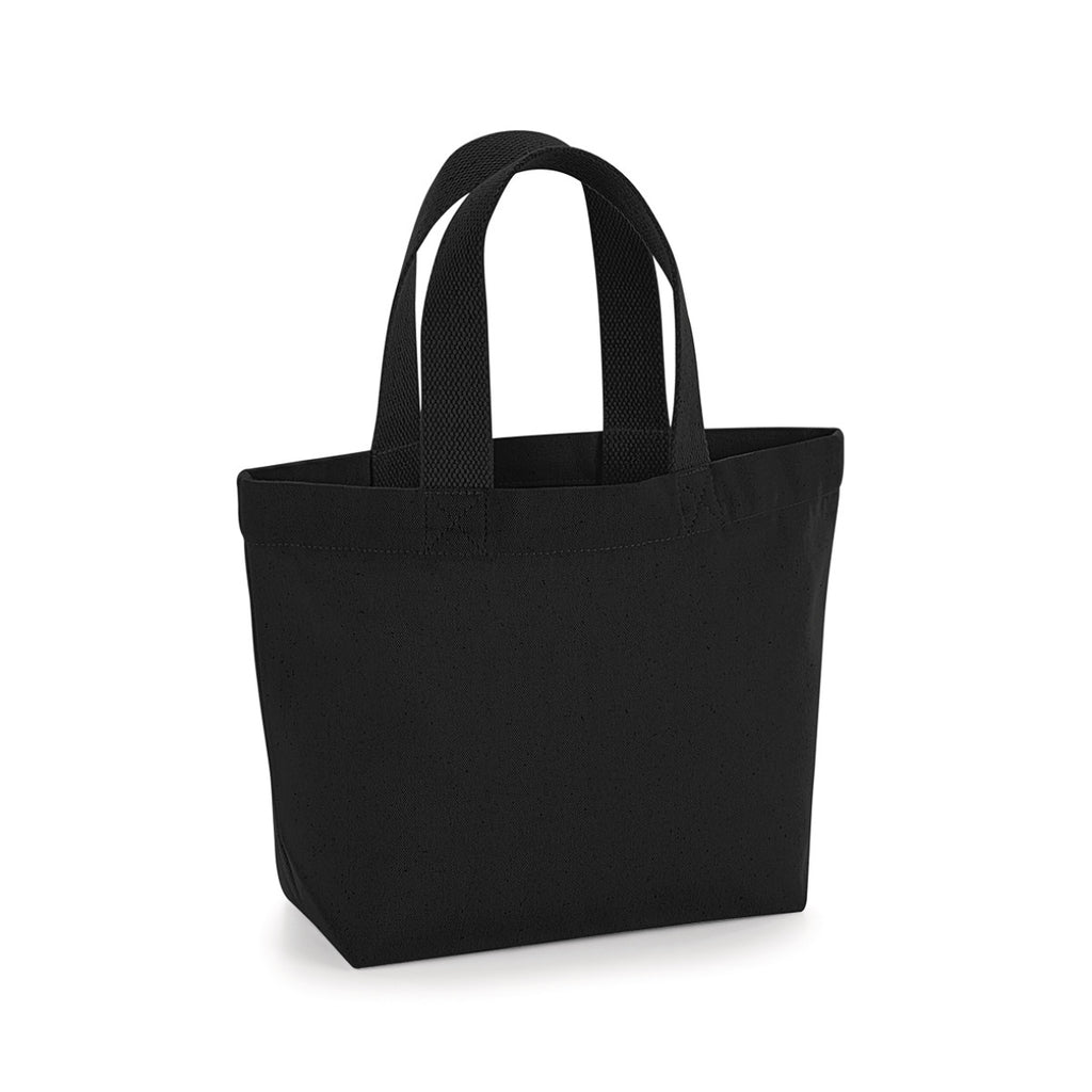 Westford Mill Organic Marina Mini Tote W845 Black