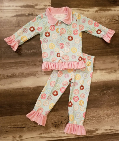 Donut Pajamas set