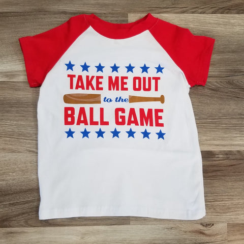 Take Me Out to the Ball Game Top
