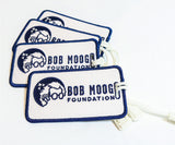 BMF Embroidered Luggage Tag