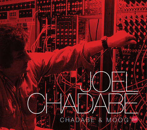 "Joel Chadabe CD Bundle: ""Chadabe and Moog"" & ""Electric Sound"""