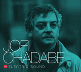 Joel Chadabe CD Bundle: Chadabe and Moog & Electric Sound