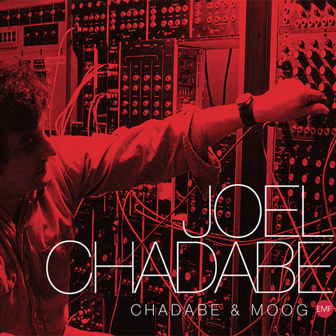 Joel Chadabe CD - Chadabe And Moog