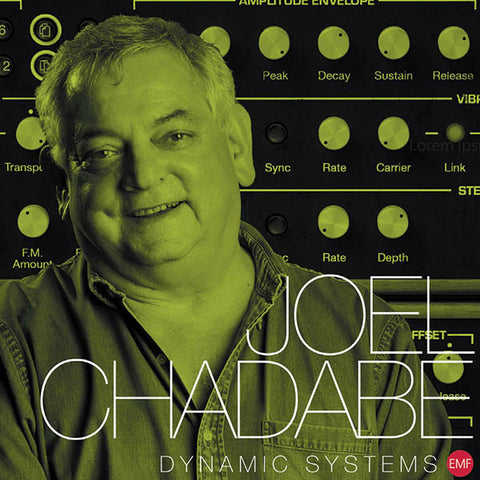 Joel Chadabe CD - Dynamic Systems