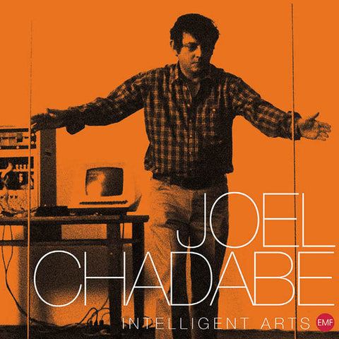 Joel Chadabe CD - Intelligent Arts