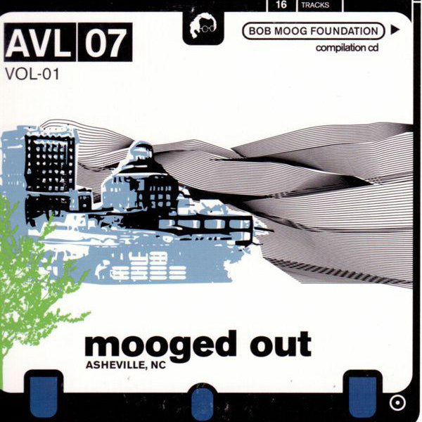 Mooged Out Asheville CD, Volume 1