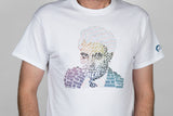 Moogsaic T-shirt: A Portrait in Synthesis