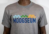 NEW Moogseum Mens Gray T-Shirt