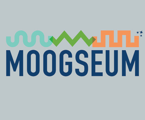 Moogseum Mens Long Sleeve Shirt