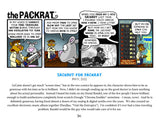 The Packrat Sampler Comic Collection Book