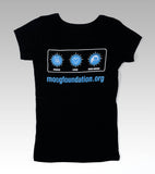Peace, love, Bob Moog T-shirt