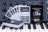Vintage Synth Card Game