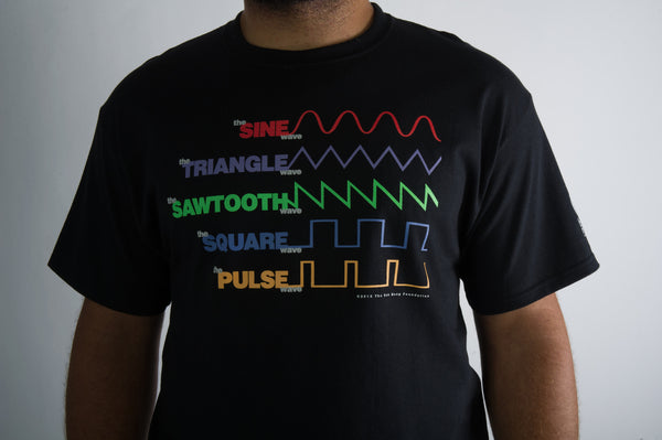 Men's Waveform T-Shirt (Now in Long Sleeve!)