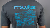 Moogfest 2010 Short-Sleeve T-shirt - CLEARANCE