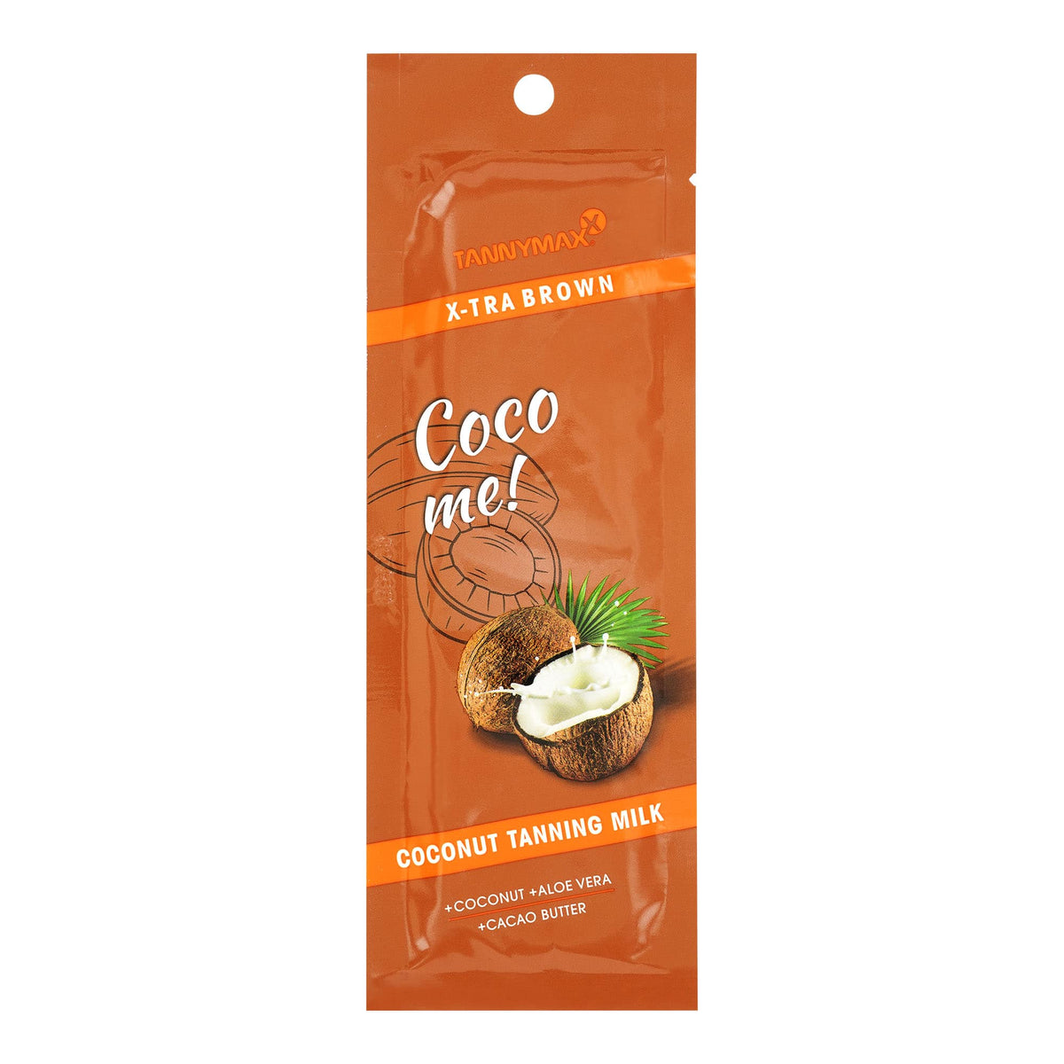 X-tra Brown Coconut Tanning Milk