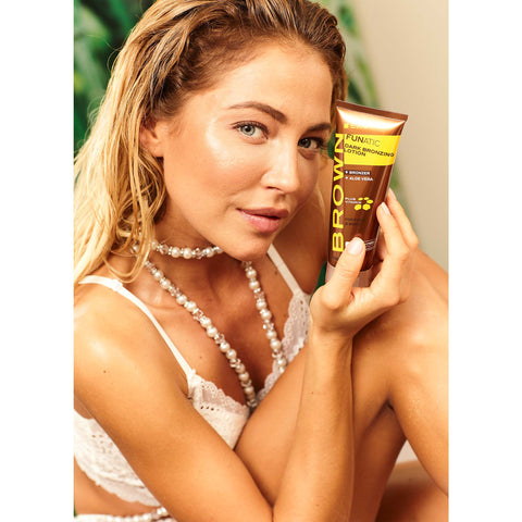 Exotic Funatic Dark Bronzing Lotion