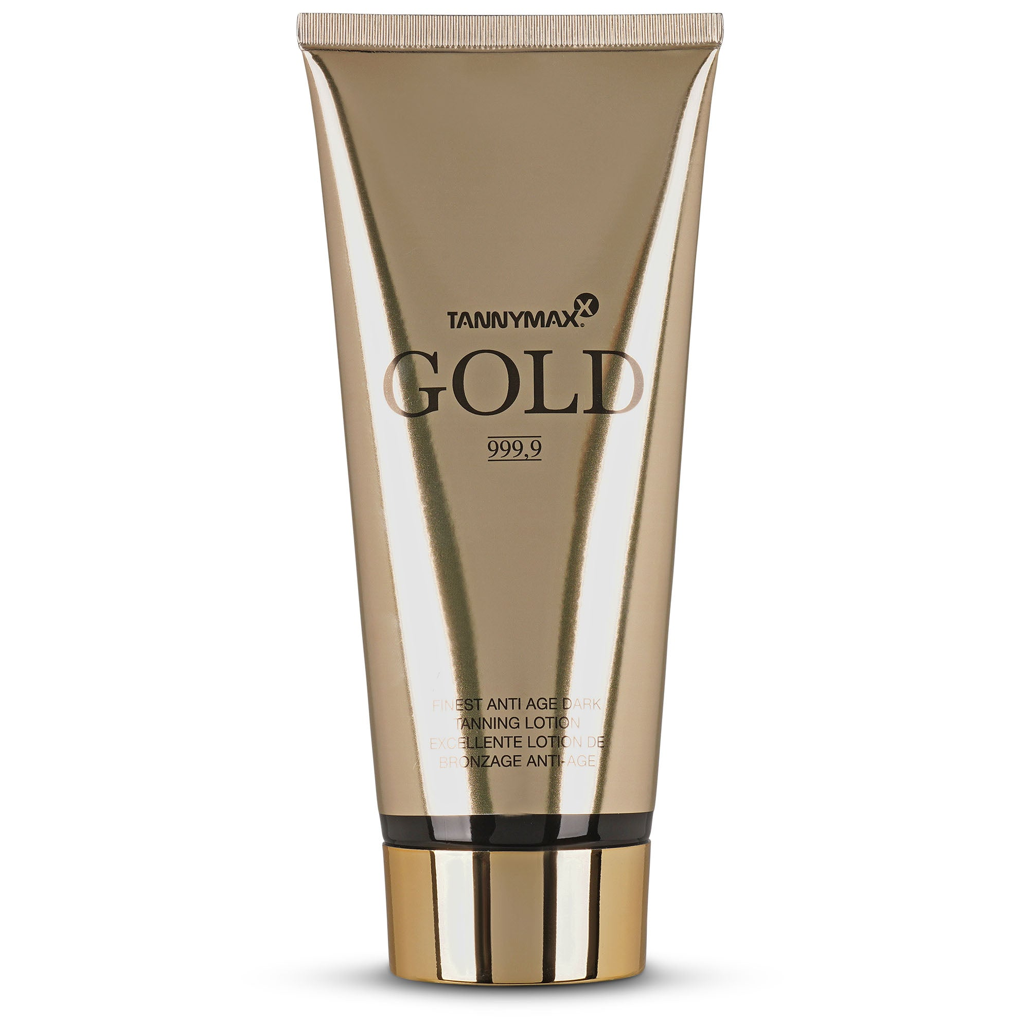 Gold 999,9 Finest Anti Age Dark Tanning Lotion