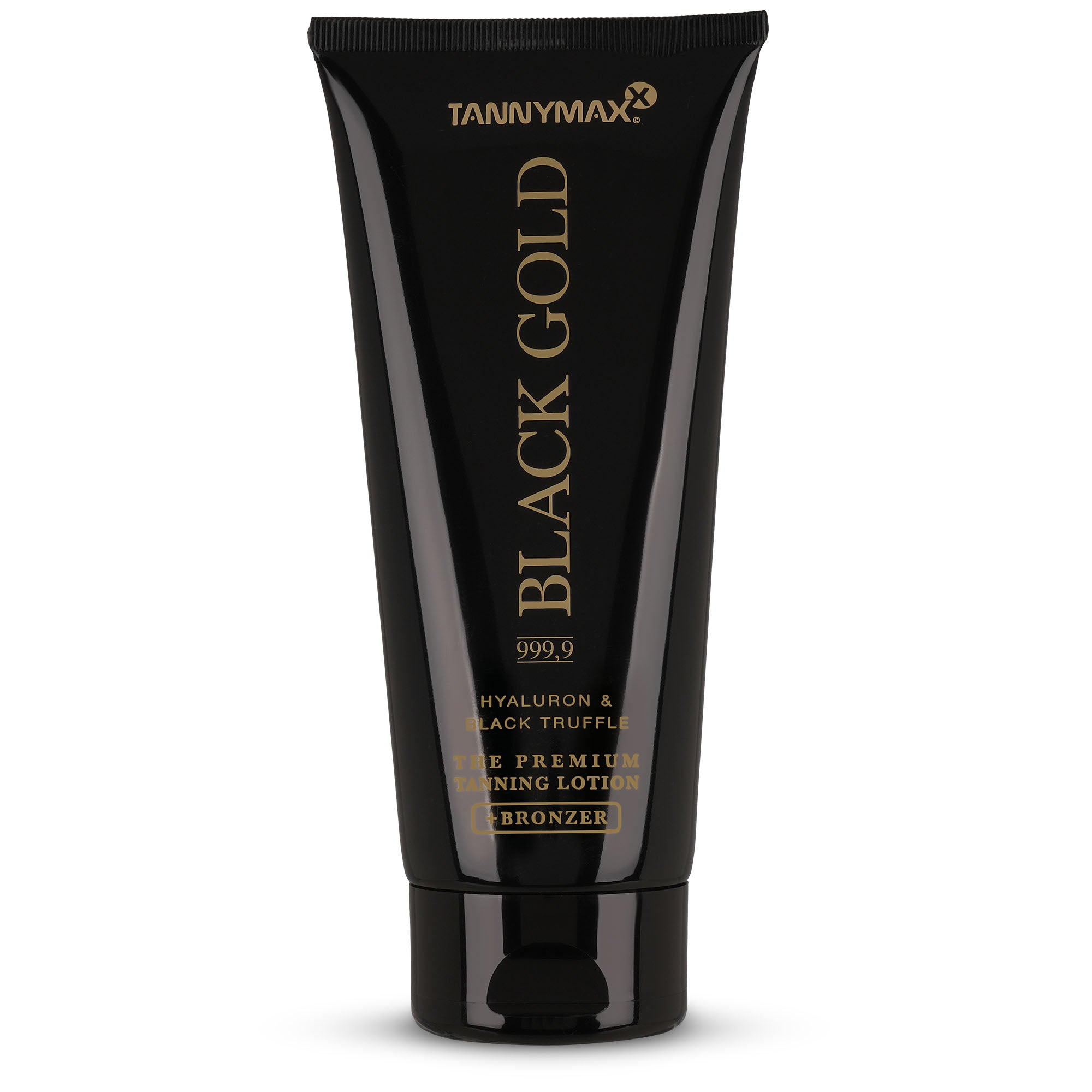 Black Gold 999,9 Tanning Lotion + Bronzer