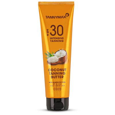 Coconut Tanning Butter + SPF 30