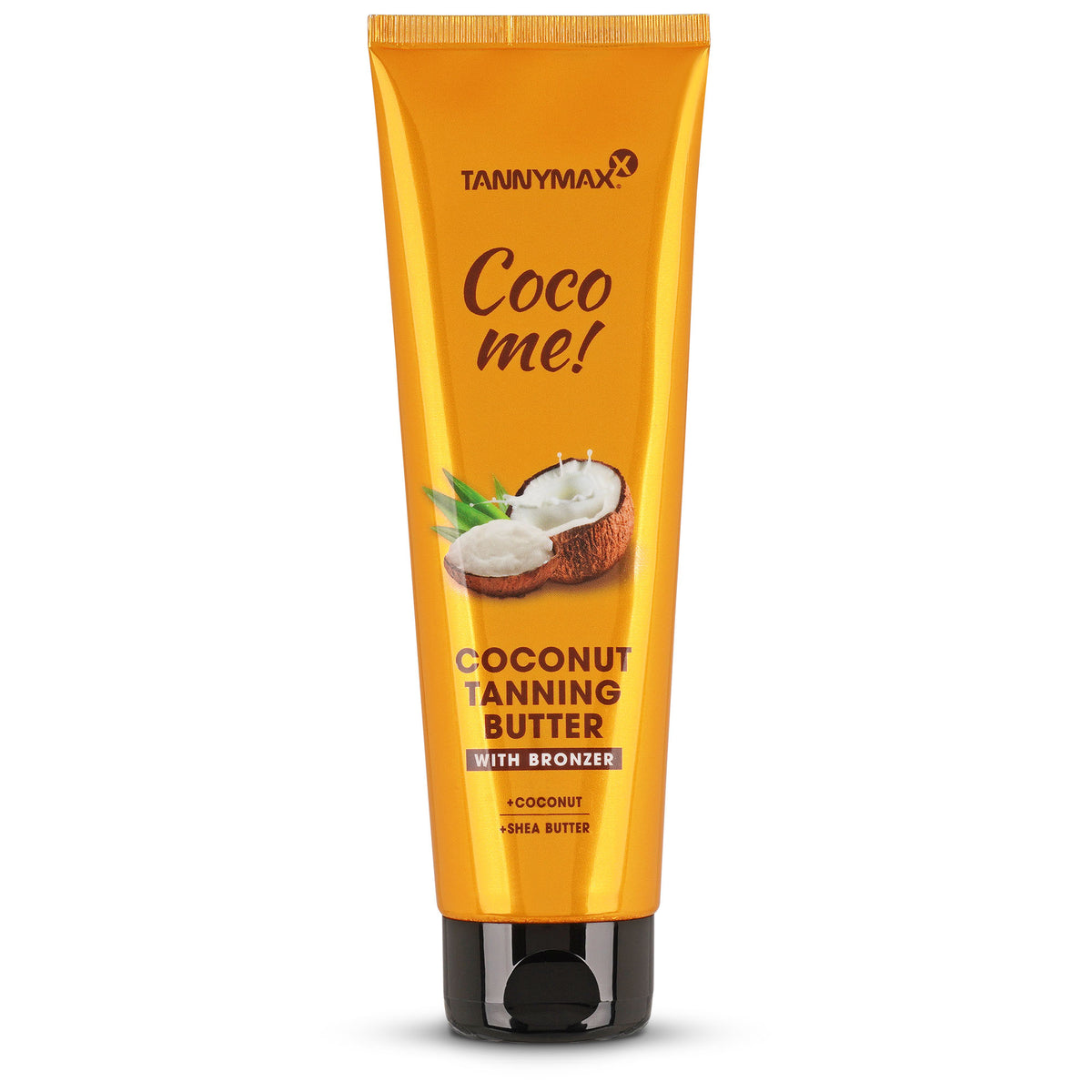 Coconut Tanning Butter + Bronzer