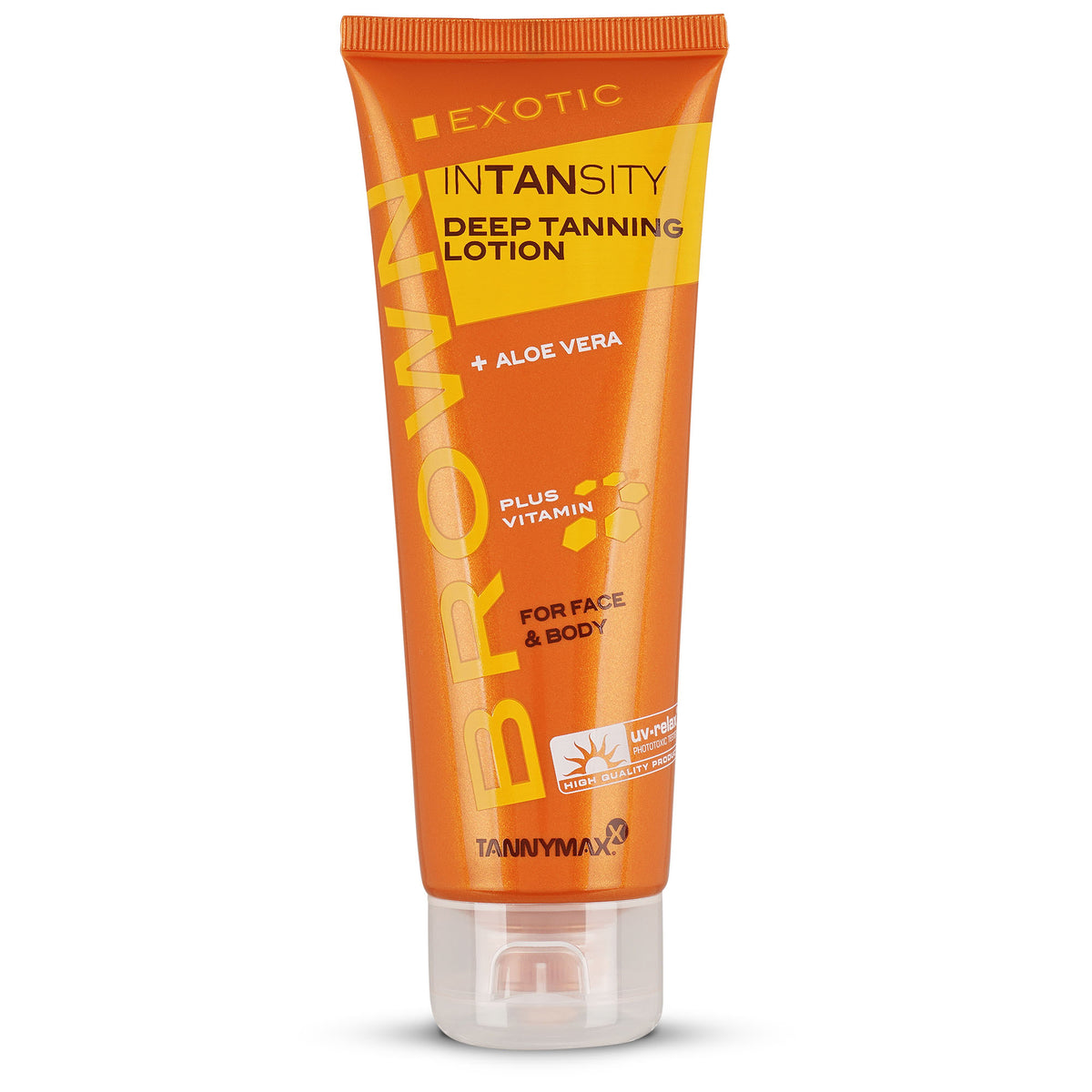 Exotic Intansity Deep Tanning Lotion